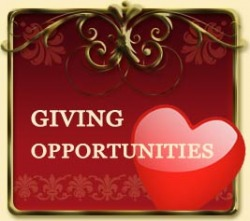 Giving Opportunities